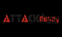 ATTACK:decay logo
