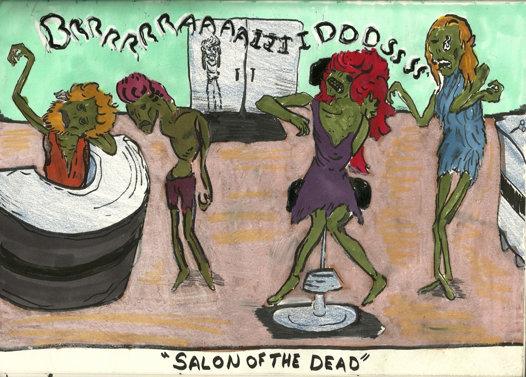 Salon Of The Dead