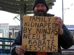 Ninjas Killed My Family