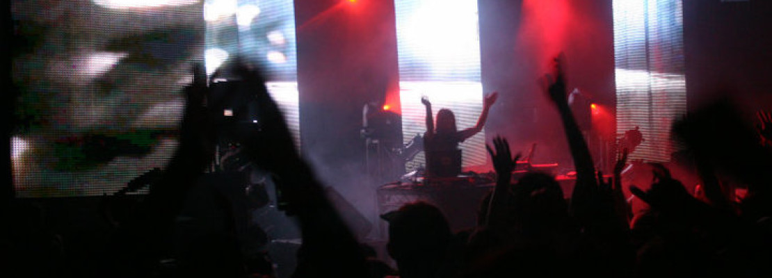 Bassnectar in Gainesville, Fla.