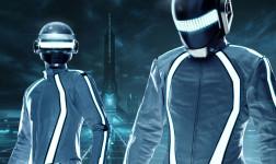 Daft Punk circa Tron Legacy
