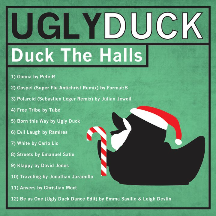 Duck The Halls cover art