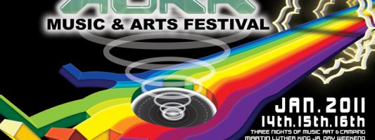 Aura Music and Art Festival
