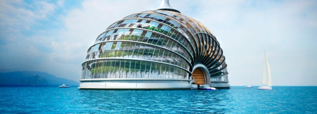 Remizov's floating hotel