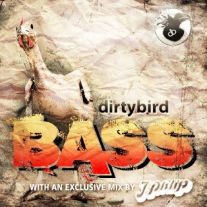 DirtyBird Bass EP art