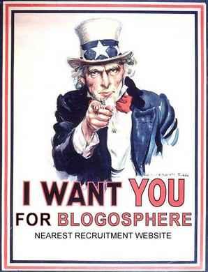 Blogging Uncle Sam