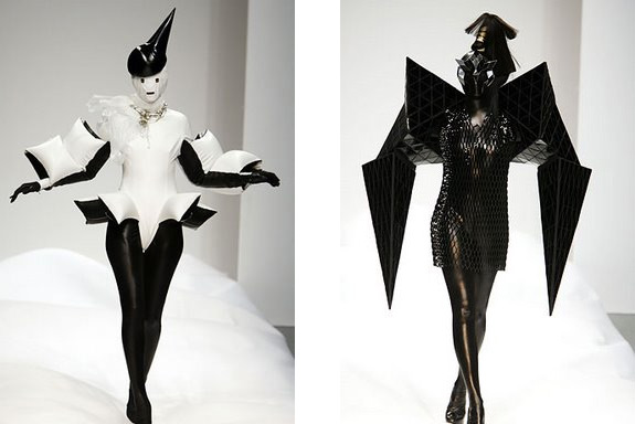 Gareth Pugh designs