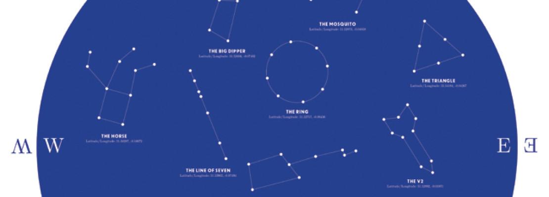 Oscar Lhermitte's Urban Stargazing