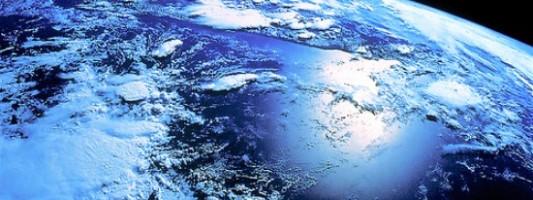 Earth From Space, courtesy nasa