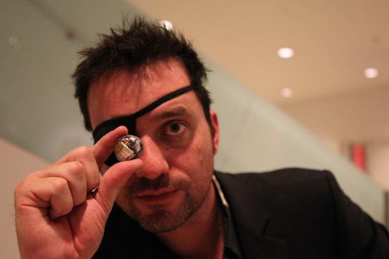 Rob Spence, the eyeborg