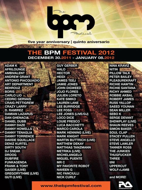 BPM Festival 2011