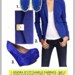 Cobalt Blue accessories