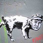 Hanksy Dog Detail