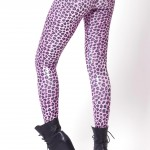 Black Milk animal print leggings