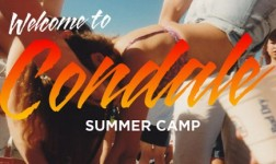 Summer Camp's Welcome To Condale Album Cover