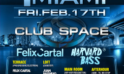 1 Night In Miami With Felix Cartal And Harvard Bass