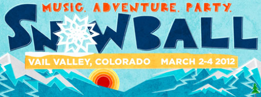 Snowball Music Festival 2012: Artists To Catch