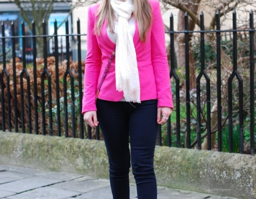 Style Blogger Feature: Lorna Burford Of Denim Blog And Raindrops Of Sapphire