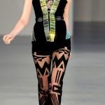 David Koma Spring/Summer 2012 collection