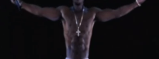 Tupac hologram, live at Coachella 2012