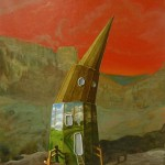 Guy Allott Landscape Spaceship 4