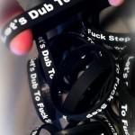 D&N Clothing Fuck Step Bracelets