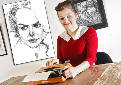 Keira Rathbone photo courtesy: the-dot.co.uk