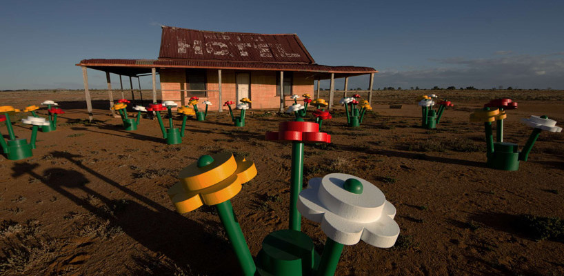 LEGO forest Broken Hill