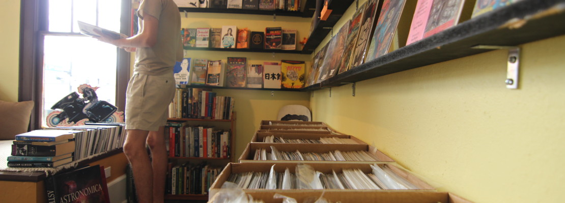 WolfWax Culture Opens Gainesville to Comics, Vinyl