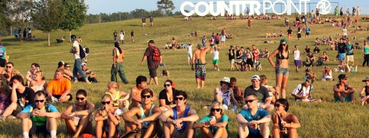 Counterpoint Music Festival 2012: Trappin' In The Georgia Mountains