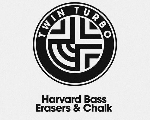 Harvard Bass: Erasers & Chalk EP