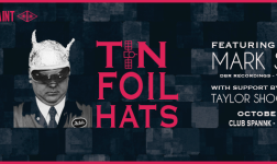 Fresh Wet Paint Presents: Tin Foil Hats
