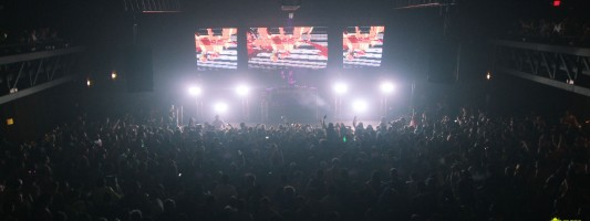Rusko, Gemini And Nadastrom Deliver High Dose of Bass to Club Cinema