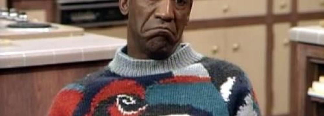 Bill Cosby Ugly Sweater King