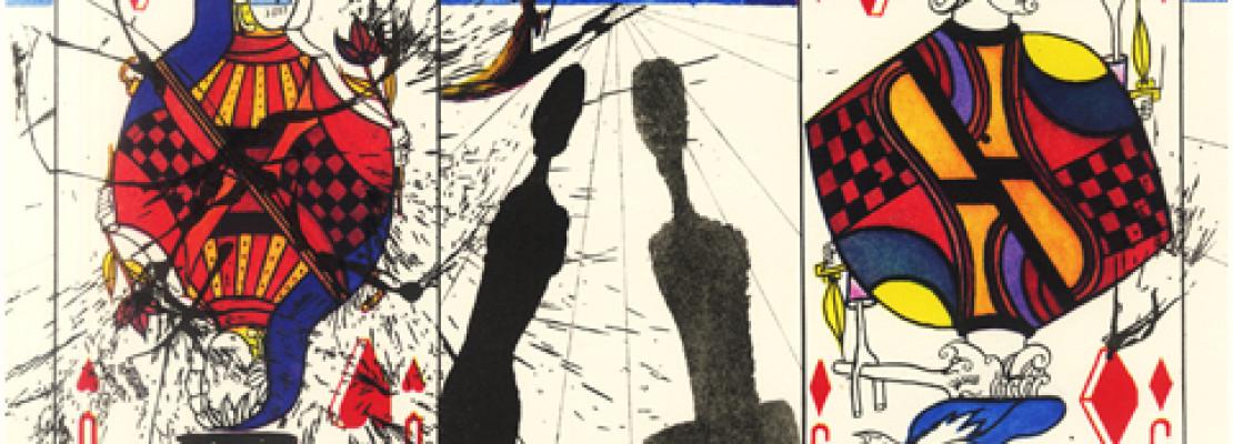 Salvador Dali Illustrated Alice in Wonderland