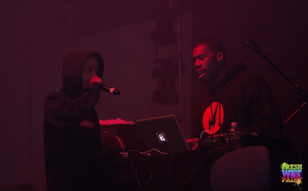 BUKU Music + Art Project 2013 Earl Sweatshirt and Flying Lotus