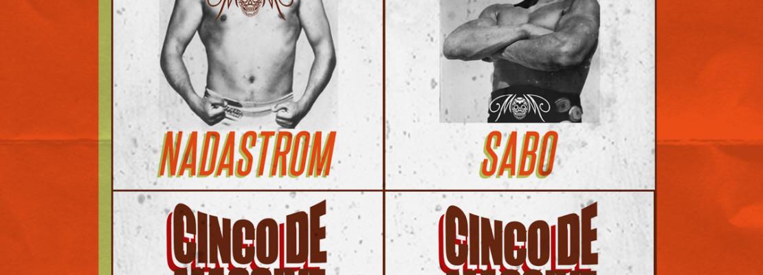 Miami Cinco de Massive: Nadastrom, Craze, Sabo and Pepe Billete at Grand Central