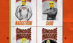 Miami Cinco de Massive: Nadastrom, Craze, Sabo and Pepe Billete at Grand Central