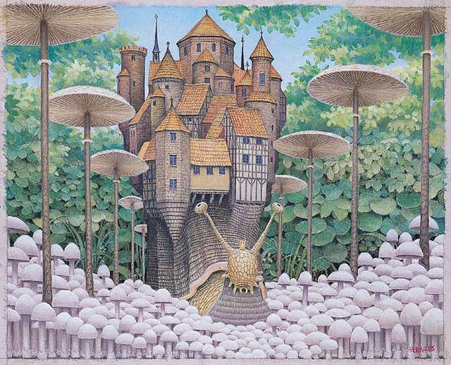 Mushroom's Avenue