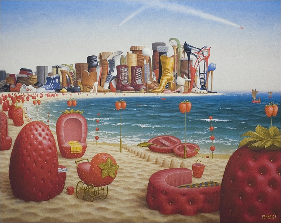 Strawberry Beach