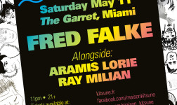 Free Tickets to Fred Falke: Kitsune Club Night Tour in Miami