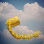 manon wethly yellow flakes