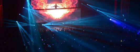 Zedd, Oliver And Alex Metric At The Fillmore Miami