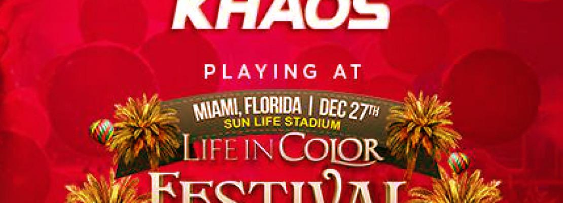 "FWP Presents LIC Miami ""Locals Only"" Mixtape 1: Khaos"