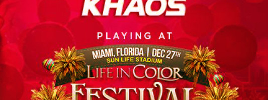 "FWP Presents LIC Miami ""Locals Only"" Mixtape 1: Khaos"