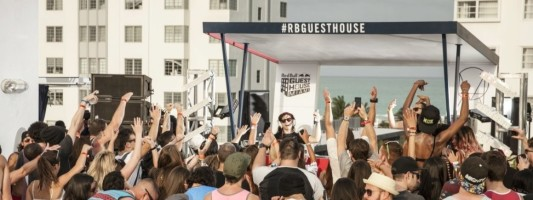 OWSLA at Red Bull Guest House 2014