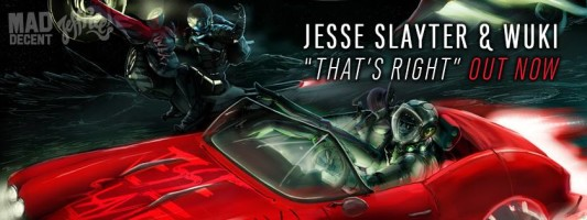 Jesse Slayter & Wuki – That's Right